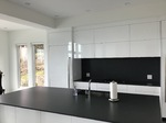 Kitchen cabinet installation at Dean Park Victoria